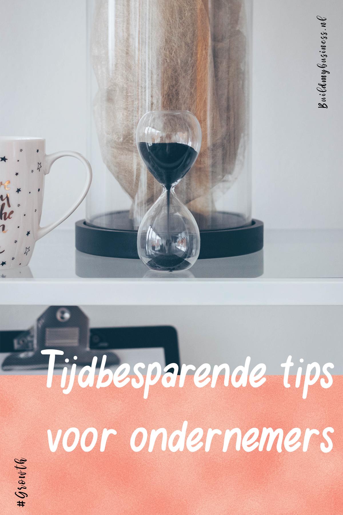 Tijdbesparende tips voor ondernemers
