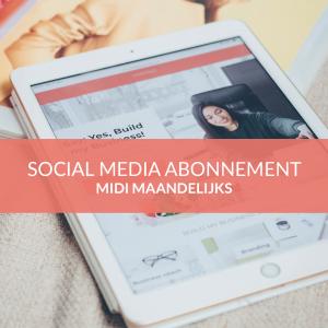 social media abonnement