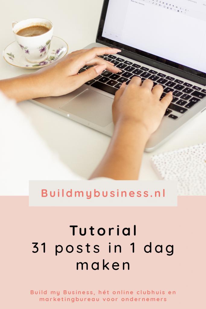 31 posts in 1 dag